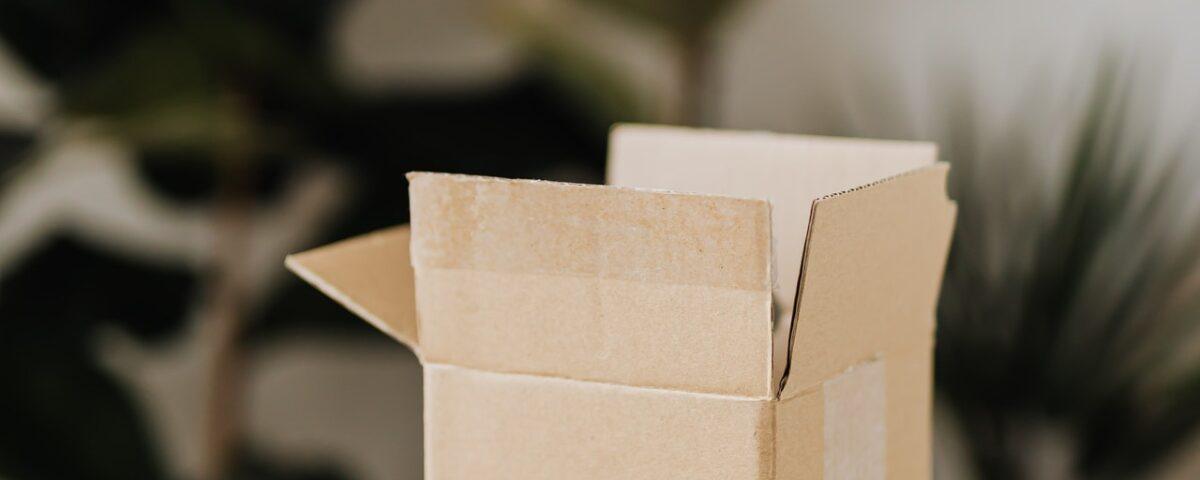 przesyłka kurierska - paczka
